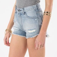 Jaymee High Waisted Short