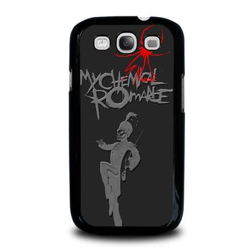 my chemical romance black parade 2 samsung galaxy s3 case cover  number 1