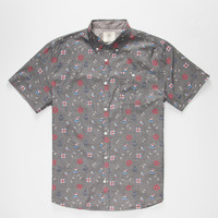 ARTISTRY IN MOTION Out At Sea Mens Shirt | S/S Shirts