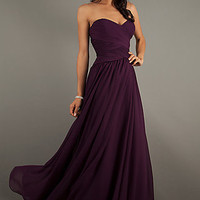 Long Formal Gown by Mori Lee