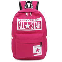 shosouvenir  CONVERSE Casual Sport Laptop Bag Shoulder School Bag Backpack