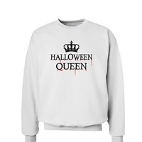 Halloween Queen Sweatshirt by TooLoud