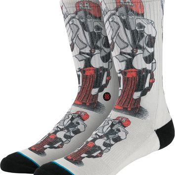 STANCE RAY BARBEE CREW SOCK