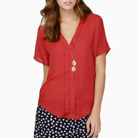 Liddle Middle Blouse