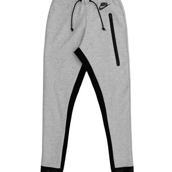 Nike: WMNS Tech Fleece Pants (Dark Grey/Black)