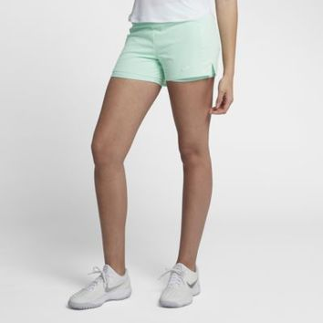 NikeCourt Flex Pure Women's Tennis Shorts. Nike.com