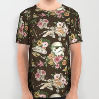 Botanic Wars All Over Print Shirt by Josh Ln | Society6