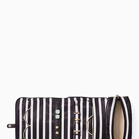 classic nylon jewelry roll | Kate Spade New York