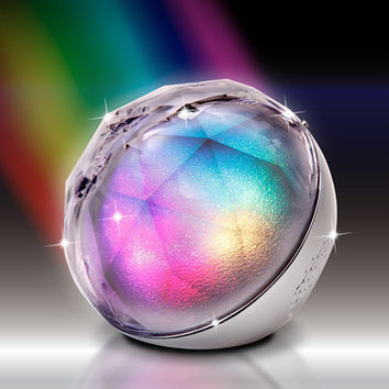 CRYSTAL BALL LIGHTSHOW SPEAKER