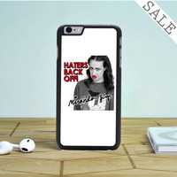 miranda sings haters back off iPhone 6 Plus iPhone 6 Case