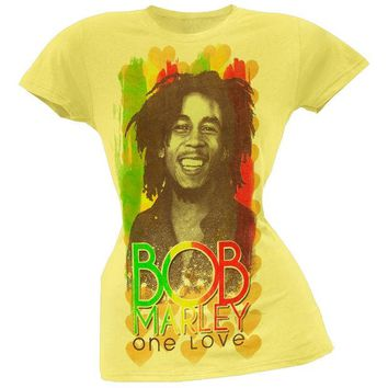 CUPUPWL Bob Marley - One Love Plus Size Women's T-Shirt