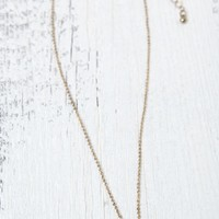 With Love From CA Cactus Charm Necklace - Womens Jewelry - Gold - One