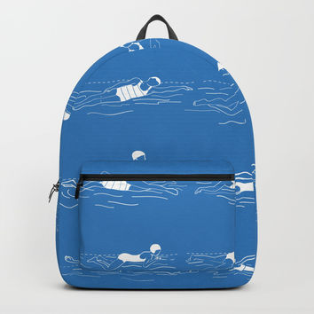 Different Strokes Backpacks by Mike Force