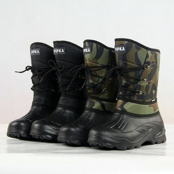 On Sale Hot Deal Anti-skid Fishing Shoes Waterproof Skiing Boots [118134734873]