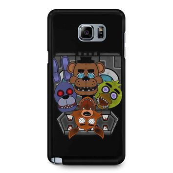 Five Nights At Freddy S 1 Samsung Galaxy Note 5 Case