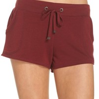 Make + Model Down To The Details Lounge Shorts | Nordstrom