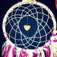 Large Dream Catcher 15inches Gypsy Bohemian Style Home Decor For Women