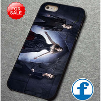 Vampire diaries season 5 posters for iphone, ipod, samsung galaxy, HTC and Nexus Phone Case