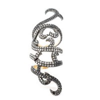 Nes Jewelry Diamond 'arabesque' Ring - Leam - Farfetch.com