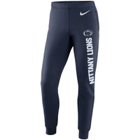 Nike Penn State Nittany Lions Navy Tapered Stadium Pants
