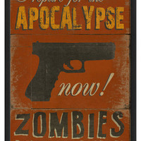 Prepare for The Apocalypse by Artwork Enclosed at Gilt