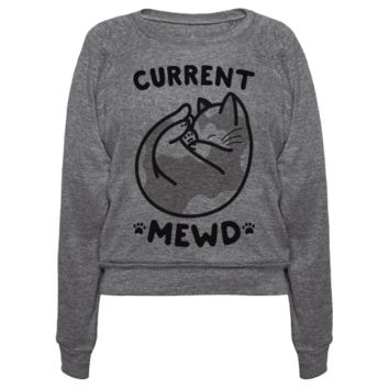CURRENT MEWD: CATNAP PULLOVERS