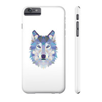 Designer Wolf Phone Case