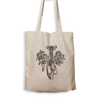 Shoe Game On Pointe - Tote Bag