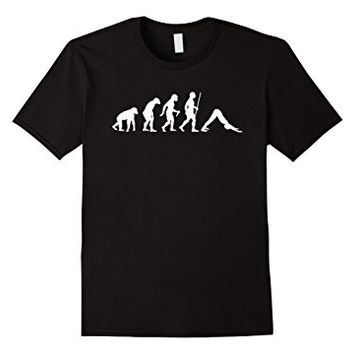 Evolution Yoga Downward Dog T-Shirt