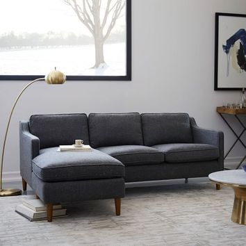 Paidge Reversible Sectional