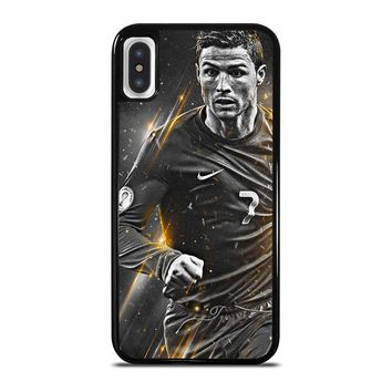 CRISTIANO RONALDO SPORTS iPhone X Case