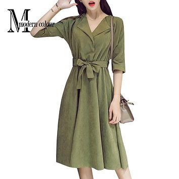 Everyday Casual Dresses Women Spring 2018
