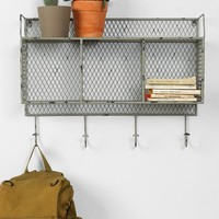 4040 Locust Carpenter Hanging Storage Basket - Urban Outfitters