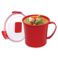 Sistema® KLIP IT® Microwavable 22 oz. Mug