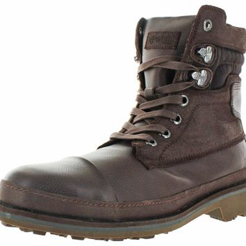 Pajar Earl Men's Waterproof Leather Snow Boots