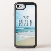 Just Breathe at the Beach Speck iPhone Case