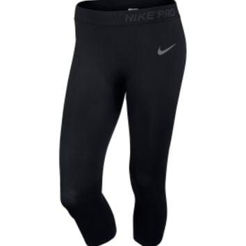 Nike Women's Pro Limitless Capris | DICK'S Sporting Goods