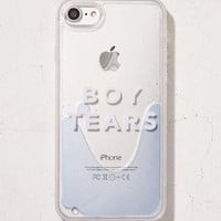 Boys Tears iPhone 7 Case - Urban Outfitters