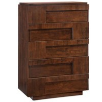 Zuo® Modern San Diego High Chest in Walnut