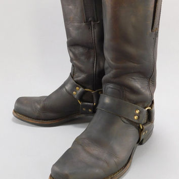 Best Mens Harness Boots Products on Wanelo