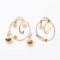 Becca Jewellery Mr & Mrs Bell Earrings