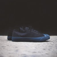 Converse Jack Purcell Ox - Black / Navy