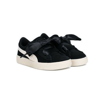 Puma Kids Heart Jewel Sneakers - Farfetch