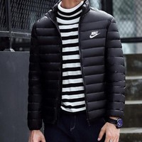 Boys & Men Nike Fashion Cardigan Jacket Coat