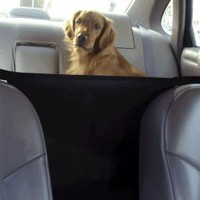 Front Seat Pet Safety Barrier