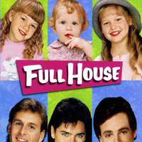 Full House 11x17 TV Poster (1987)