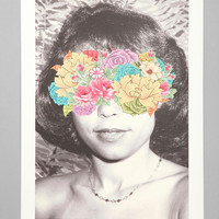 Bianca Green For Society6 Her Point Of View Art Print