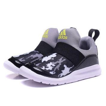 ADIDAS Girls Boys Children Baby Toddler Kids Child Durable Sneakers Sport Shoes-7