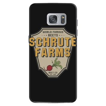 World Famous Beets Schrute Farms Samsung Galaxy S7