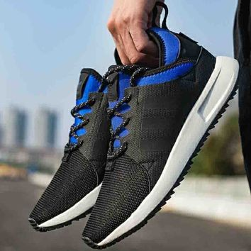 ADIDAS NMD Clover 2018 Casual Comfortable Wild Running Shoes F-CSXY black/blue